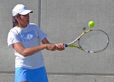 D-II Tennis seedings released; Speed School athletes have #1 boys and #1 girls rankings