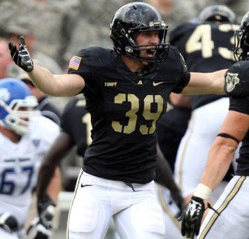 Army-Navy game featured 5 from Tucson
