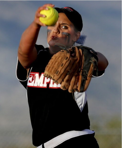 Empire's Woolridge competitive on the mound