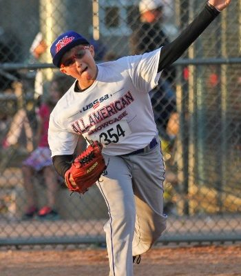 Speed School athlete named top performer; Trying out for 12U national team