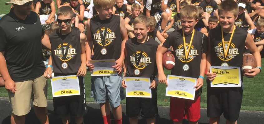 """Speed School athlete takes 6th nationally at """"The Duel"""""""