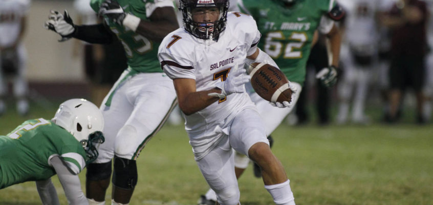 Sophomore running back makes Daily Star Top 10