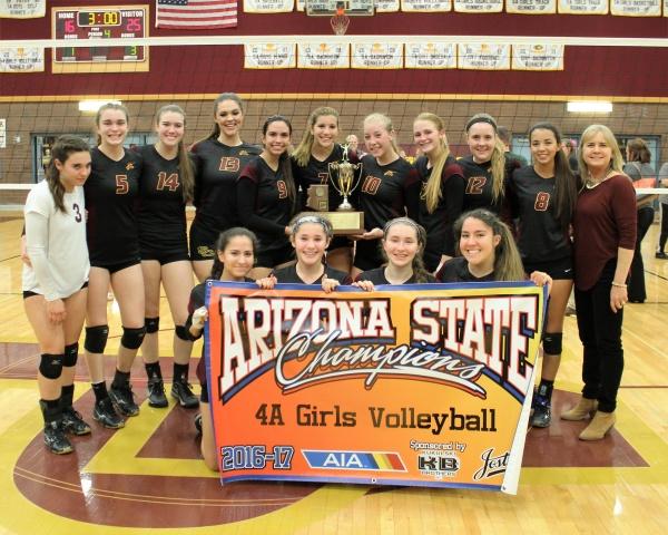 State Championship for Salpointe