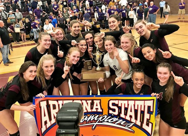 Repeat State Championship for Salpointe