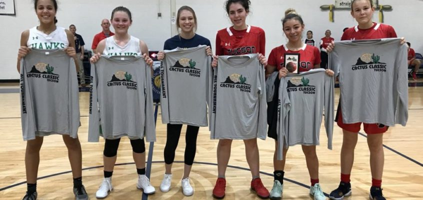 2 Athletes named to All-Tournament Team