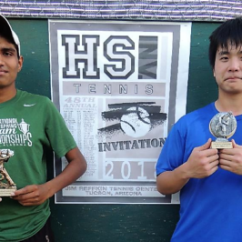 Parikh wins High School Invitational