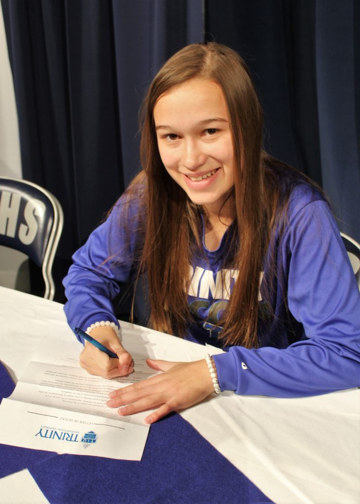 National Signing Day; 10 Desert Speed School athletes commit