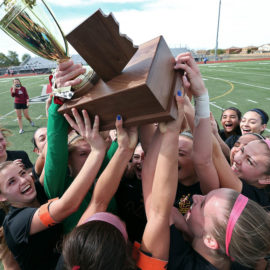 Salpointe defends state title