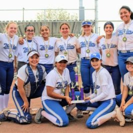 Desert Thunder: Spring Break Champions
