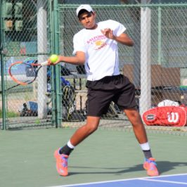 Foothills Wins Matchup of Tennis Powerhouses