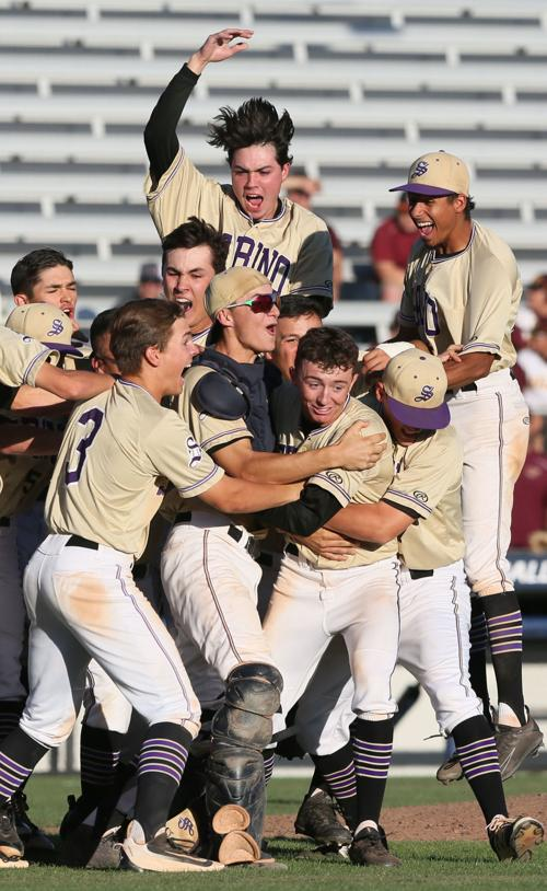 Clifford Pitches Sabino to State Title