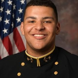 Navy's Edwards Earns Academic Honors