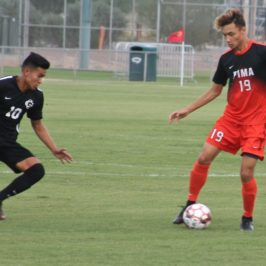 Pima Soccer Wins 8th Straight