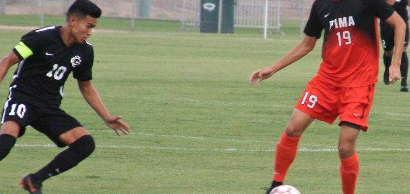 Pima Soccer Wins 8th Straight