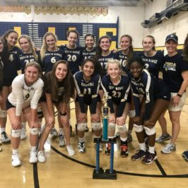 Volleyball Season Off to Strong Start