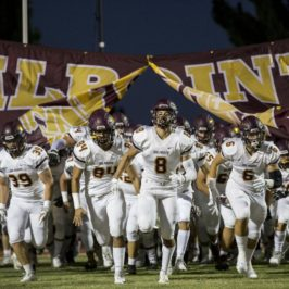 Week 5 Honors for Salpointe's Straka